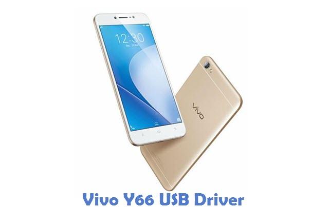 Vivo Y66 USB Driver