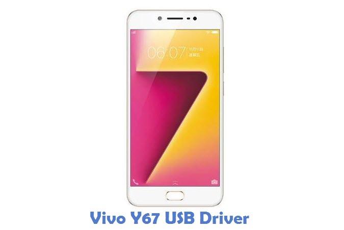 Vivo Y67 USB Driver