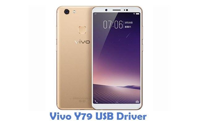 Vivo Y79 USB Driver