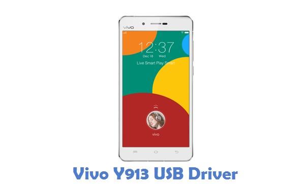 Vivo Y913 USB Driver