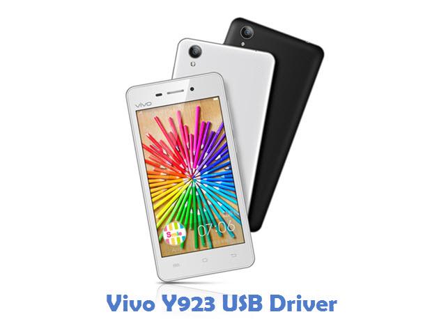Vivo Y923 USB Driver