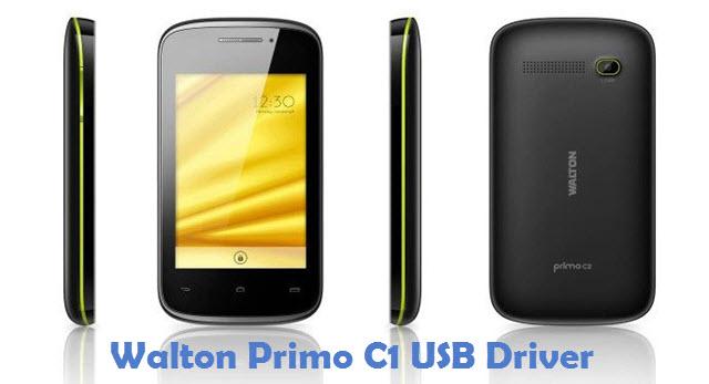 Walton Primo C1 USB Driver