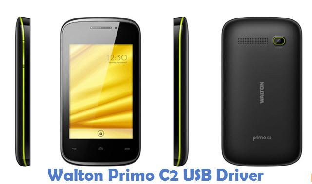 Walton Primo C2 USB Driver