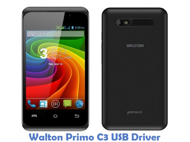 Walton Primo C3 USB Driver