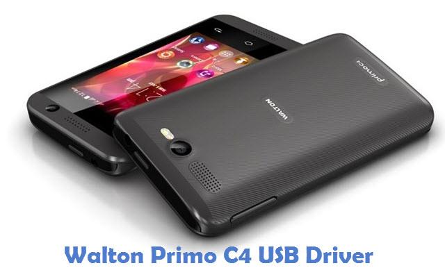 Walton Primo C4 USB Driver