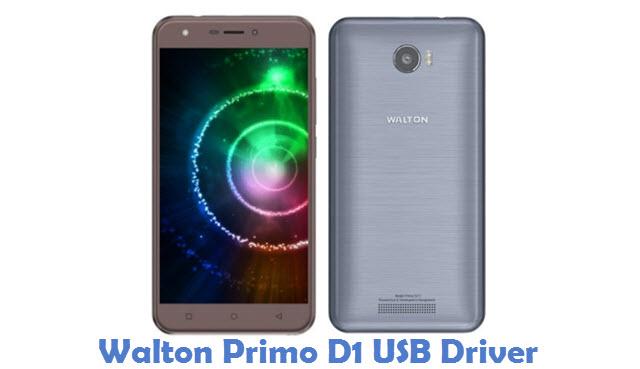 Walton Primo D1 USB Driver