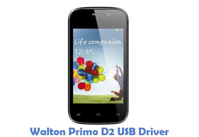 Walton Primo D2 USB Driver