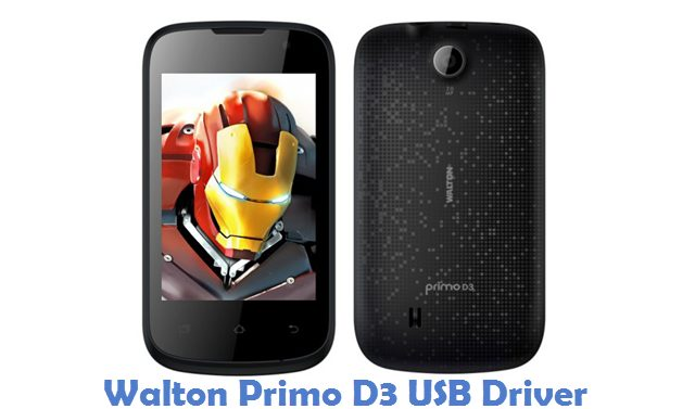 Walton Primo D3 USB Driver