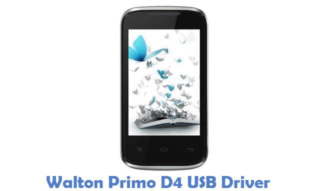 Walton Primo D4 USB Driver