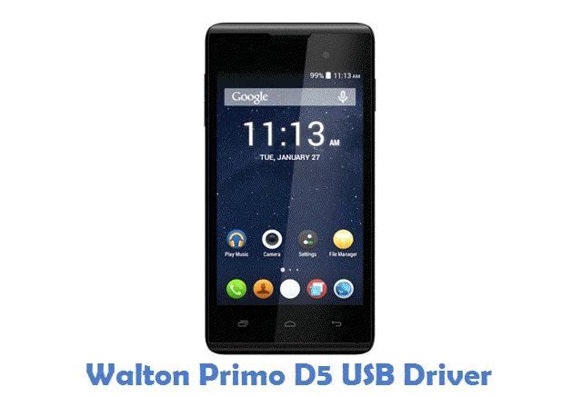 Walton Primo D5 USB Driver