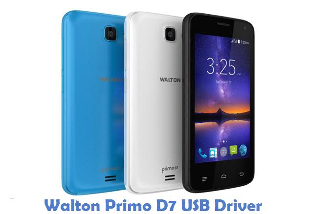 Walton Primo D7 USB Driver
