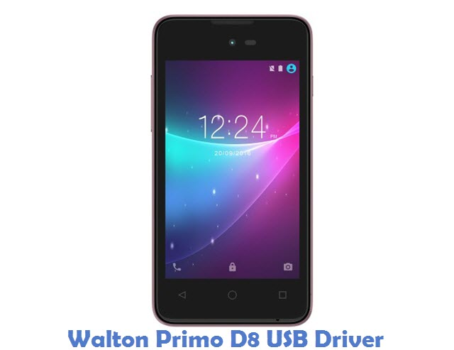 Walton Primo D8 USB Driver