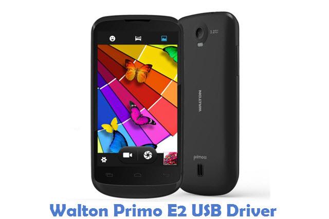 Walton Primo E2 USB Driver