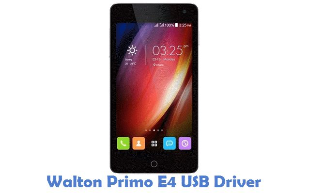 Walton Primo E4 USB Driver