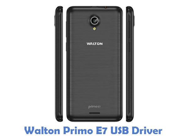 Walton Primo E7 USB Driver