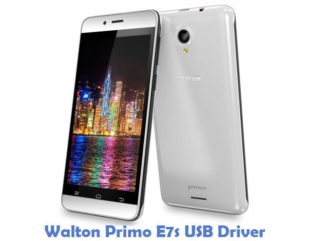 Walton Primo E7s USB Driver