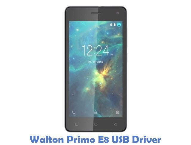 Walton Primo E8 USB Driver
