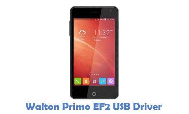 Walton Primo EF2 USB Driver