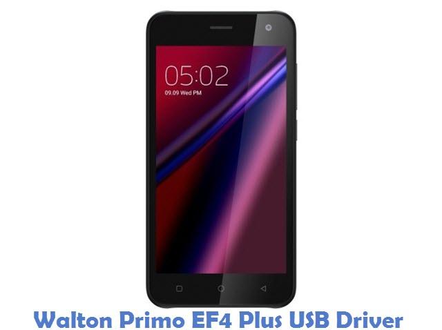 Walton Primo EF4 Plus USB Driver