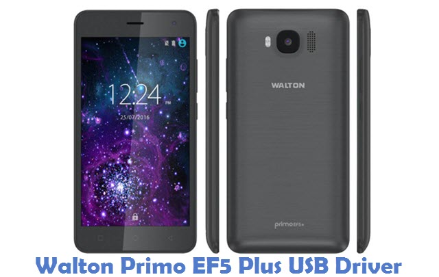 Walton Primo EF5 Plus USB Driver