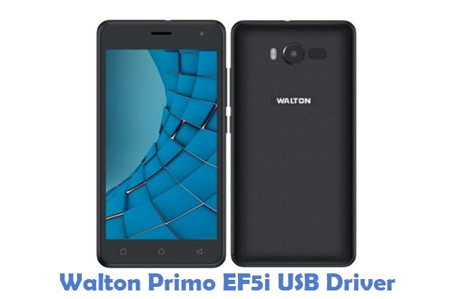 Walton Primo EF5i USB Driver