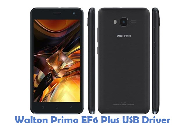 Walton Primo EF6 Plus USB Driver
