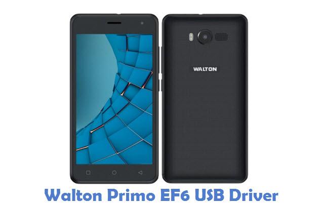 Walton Primo EF6 USB Driver