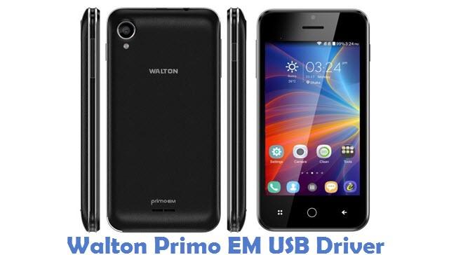 Walton Primo EM USB Driver