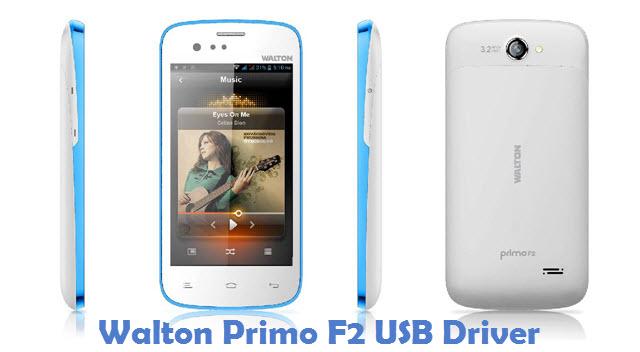 Walton Primo F2 USB Driver