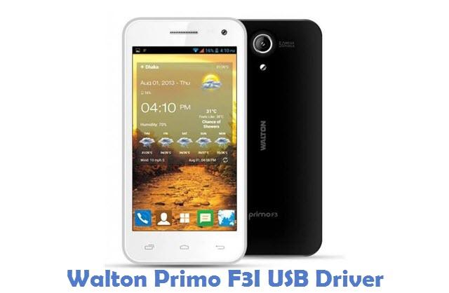 Walton Primo F3I USB Driver