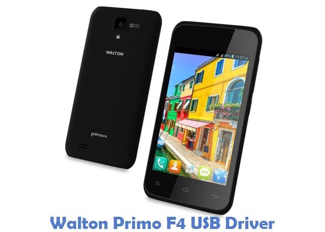 Walton Primo F4 USB Driver