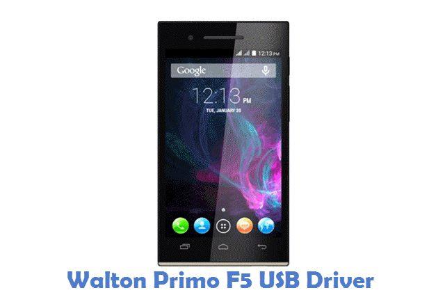 Walton Primo F5 USB Driver