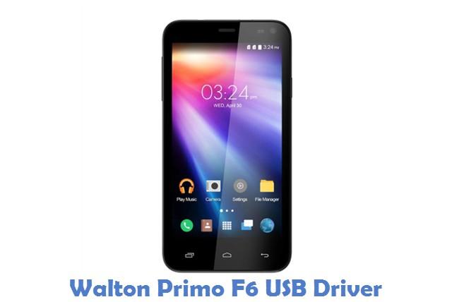 Walton Primo F6 USB Driver