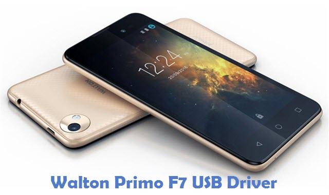 Walton Primo F7 USB Driver