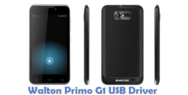 Walton Primo G1 USB Driver