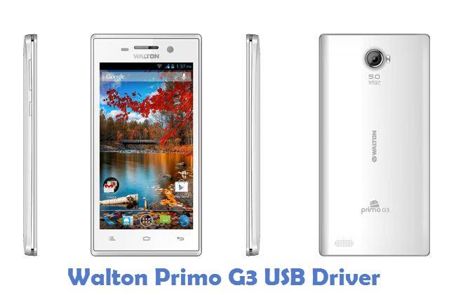 Walton Primo G3 USB Driver