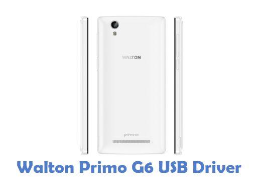 Walton Primo G6 USB Driver