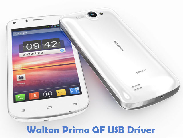 Walton Primo GF USB Driver