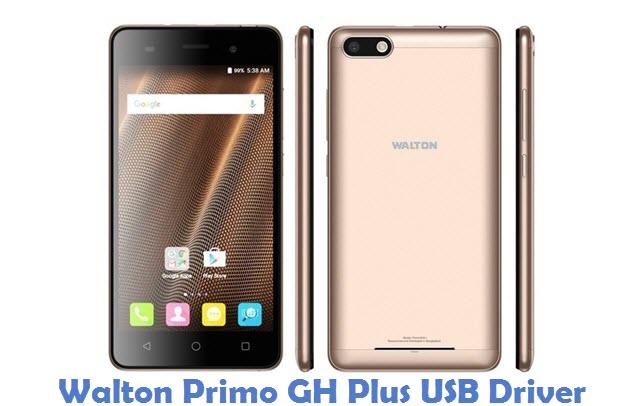 Walton Primo GH Plus USB Driver