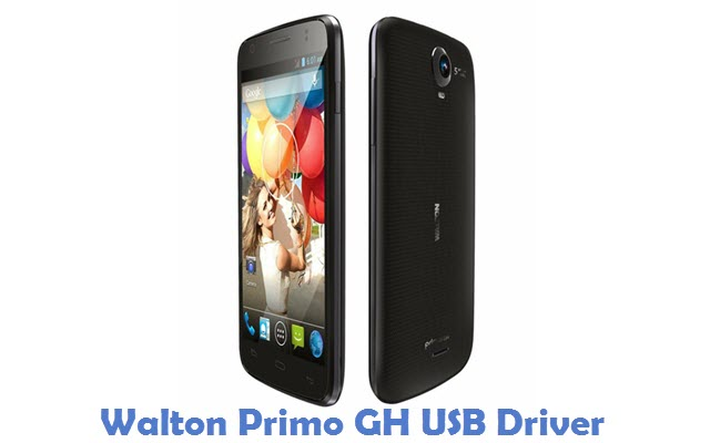 Walton Primo GH USB Driver