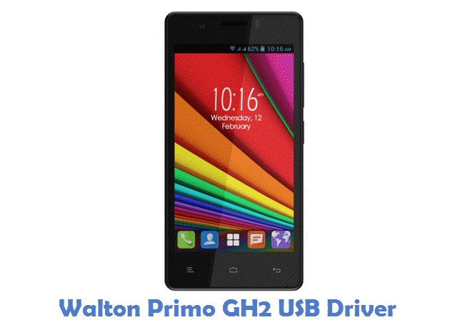 Walton Primo GH2 USB Driver