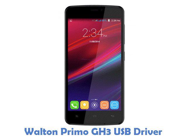 Walton Primo GH3 USB Driver