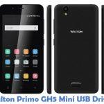 Walton Primo GH5 Mini USB Driver