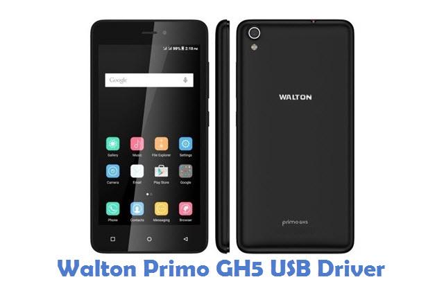 Walton Primo GH5 USB Driver