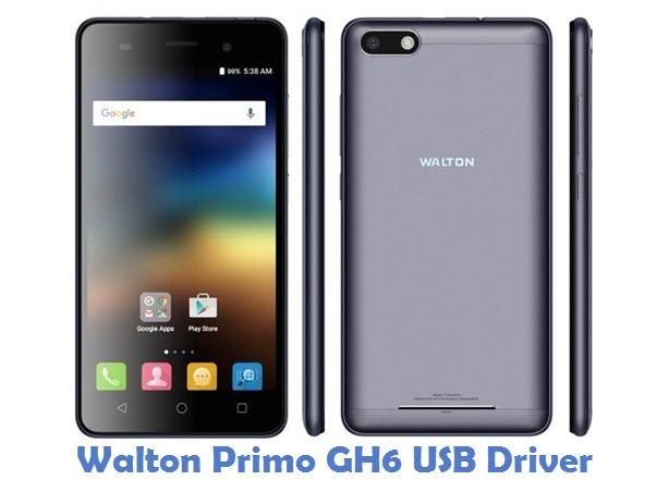Walton Primo GH6 USB Driver