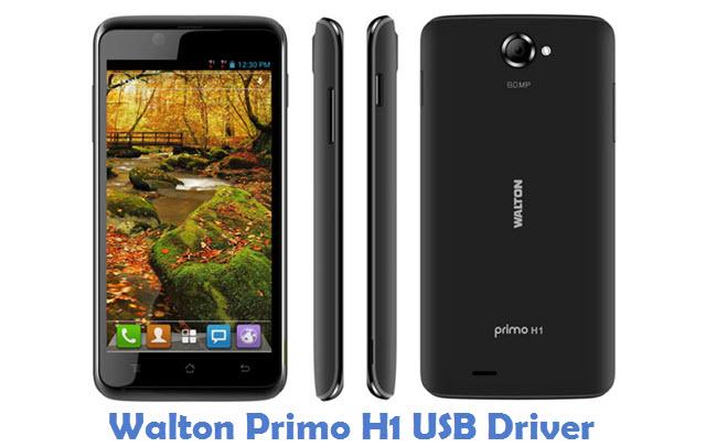 Walton Primo H1 USB Driver