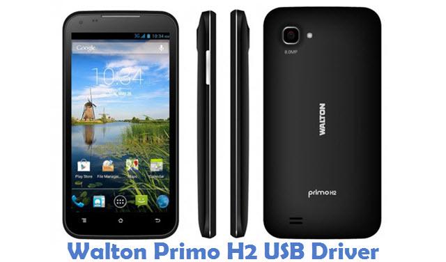 Walton Primo H2 USB Driver