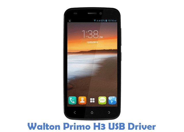 Walton Primo H3 USB Driver