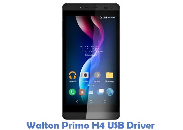 Walton Primo H4 USB Driver