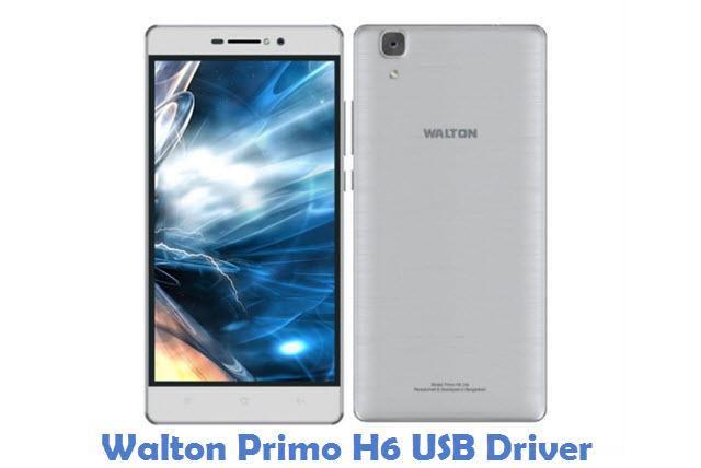 Walton Primo H6 USB Driver